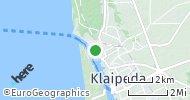 Port of Klaipeda, Lithuania