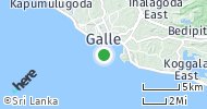 Port of Galle, Sri Lanka