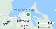 Port of Mtwara, Tanzania