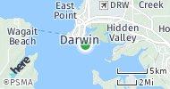 Port of Darwin, Australia