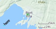 Port  of Vila, Vanuatu