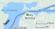Port of Fray Bentos, Uruguay