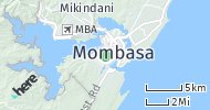 Port of Mombasa, Kenya
