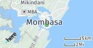 Port of  Mbaraki, Kenya