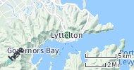 Lyttelton Port of Christchurch, New Zealand