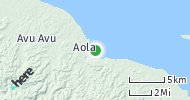 Port of Aola Bay, Solomon Islands