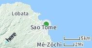 Port of Sao Tome, Sao Tome and Principe