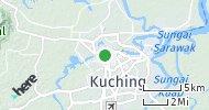 Port of Kuching, Malaysia