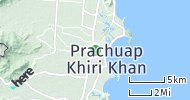 Port of Prachuap, Thailand