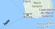 Port of Grand Bourg, Guadeloupe