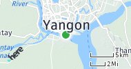 Port of Rangoon, Myanmar