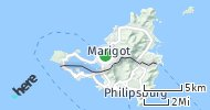 Port of Baie Du Marigot, Guadeloupe