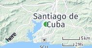 Puerto de Santiago de Cuba, Cuba