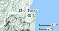 Port of Khor Fakkan, United Arab Emirates