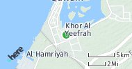 Port of Umm Al Quwain, United Arab Emirates