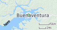 Port of Sociedad Portuaria Regional de Buenaventura, Colombia