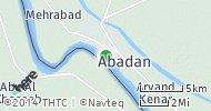 Port of Abadan, Iran