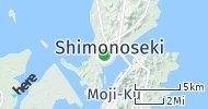 Port of Shimonoseki, Japan