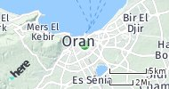Port of Oran, Algeria