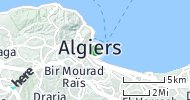 Port of Alger, Algeria
