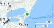 Port of Rades, Tunisia