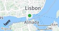 Port of Lisboa (Lisbon), Portugal