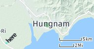 Port of Hungnam, North Korea