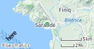 Port of Sarande, Albania