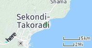Port of Sekondi , Ghana