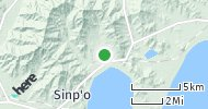Port of Sinpo, North Korea