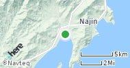 Port of Najin, North Korea