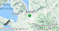 Port of Kotor (Luka Kotor), Montenegro