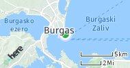 Port of Bourgas, Bulgaria