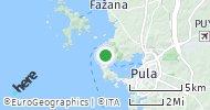 Port of Pula, Croatia