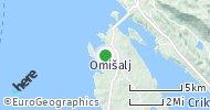Port of Omisalj, Croatia