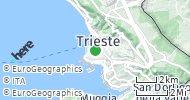 Port of Trieste, Italy