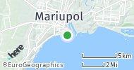 Port of Mariupol, Ukraine