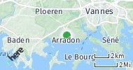 Port Arradon, France