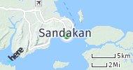 Port of  Sandakan, Malaysia