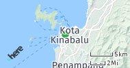 Port of Kota Kinabalu, Malaysia