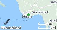 Port of Busum, Germany