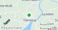 Port of Tonning, Germany
