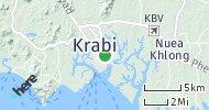 Port of Krabi, Thailand