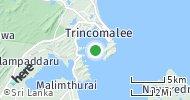 Port of Trincomalee, Sri Lanka