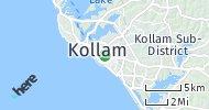 Port of Kollam (Thankasserry), India